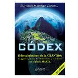 Libro Codex El Descubrimiento De La Atlántida Cangrejo E.
