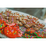 Cookies Navideñas Con Color