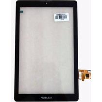 Touch Vidrio Tactil Tablet Noblex T10a5i T10a4ib Negro