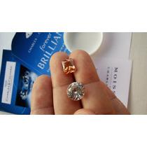 Brilhante Incolor Tipo Diamante De 8 Quilates Cm Certificado