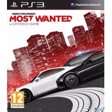Need For Speed Most Wanted Playstation 3 Digital