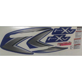 Kit Calcomanias Suzuki Ax100-2