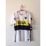 Camiseta De Boca Juniors #7 Pavon 2017 Original Modelo Match
