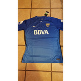 Camiseta Boca Celeste 3era