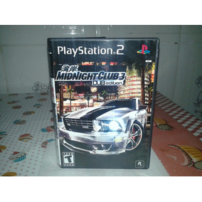 Mid Night Club 3 - Patch Para Ps2 - Completo