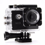 Mini Câmera Filmadora Hd Moto Bike Skate Esporte Radical