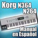 Korg N264-n364 Manual Español