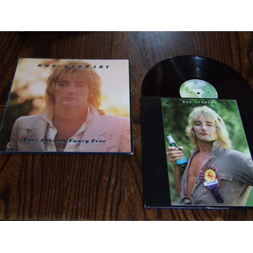 Lp Vinilo Rod Stewart- Importado-foot Lose & Fancy Free