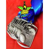 Medalla De Futbol Americano Personalizada