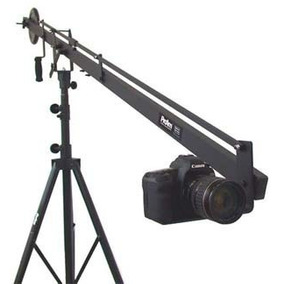 Grúa Profesional Para Vídeo Cámara Y Dslr. Sony, Canon,nikon