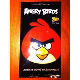 Cartas Angry Birds Coleccion Negra (465 A 616), De Sd