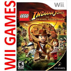 ¡¡oferta!! Lego Indiana Jones Nuevo - Original Nintendo Wii