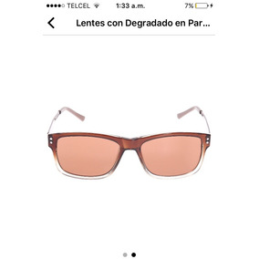 Lentes Perry Ellis Unisex Color Café Claro
