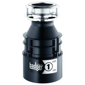 Triturador De Alimentos Desperdicios Badger 1/3-hp Vv4