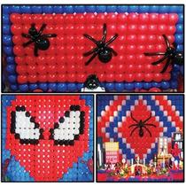 Tela Mágica Para Balões 5 Kits Tela Plástica Frete Grátis