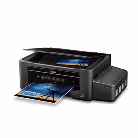 Multifuncional Epson L375 + Bulk Ink 400ml Tinta Sublimática