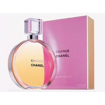Perfume Chanel Chance Edt Eau De Toilette 100ml Original