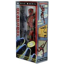 Deadpool 1/4 45 Cm 18 Polegadas Neca Marvel Legend Novo 2017