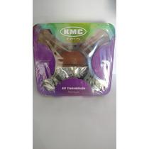 Kit Relação Kmc Nxr Bros 150 Com Retentor - 2009 Em Diante