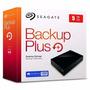 Disco Duro Externo Seagate Backup Plus Portatil 5tb Usb 3.0