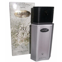 Perfume Caballero Leopard Lapidus Men Original Colonia 100ml