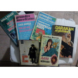 Libros Paquete De Seis Libros Acción Aventura Romance