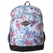Mochila Billabong Island Bloom Backpack Mujer