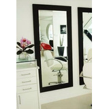 Espelho Grande Para Salão De Beleza Tam; 150x70 C/ Moldura