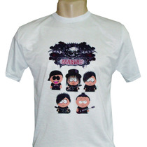 Camisa Avenged Seven Fold South Park Camiseta Bandas Rock