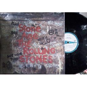 The Rolling Stones. Stone Age. De Coleccion.impecable Vinilo