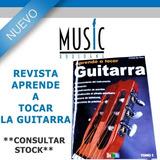 Aprende A Tocar La Guitarra - Bm Music Boulogne -