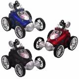Carro Controle Remoto Turbo Twist - Azul, Vermelho Ou Preto