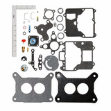 Kit Carburador Jeep Wagoneer Motor 258 Walker 15783b 10706b