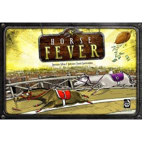 Horse Fever - Jogo De Tabuleiro Importado Cranio