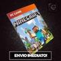 Minecraft Original Full Acesso - 34,99 Reais
