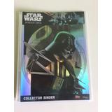 Album Fichario Cards Topps Star Wars Rougue One Vazio +clist