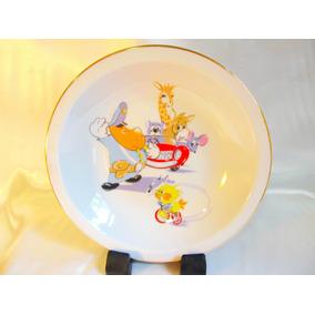 el arcon plato infantil termico porcelana tsuji cm