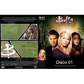 Buffy - A Caça-vampiros As 7 Temporadas - Com Frete Grátis