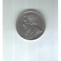 Moeda Africa Do Sul 1 Shilling 1896