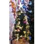 Árbol De Navidad Fibra Optica 90 Fijo
