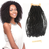 Cabelo Afro - Tipo Humano Na Tela - Super Cachos Afro 50cm