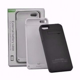 Capa Case Power Bank Capinha Carregadora Iphone 4/ 4s Led