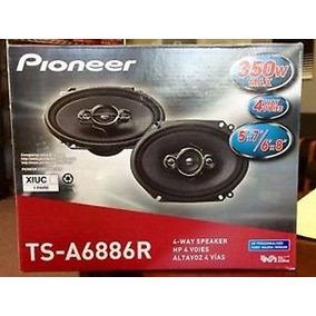 Nuevo Tsa6886r Pioneer 1400w 5 X 7 / 6 X 8 Altavoces