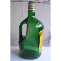 Antiguo Botellón Whisky Cutty Sark 1/2 Galón 1.89 Lt Botella