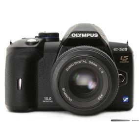 Cámara Digital Réflex Olympus E-520 10mpx No Toma Tarjetas