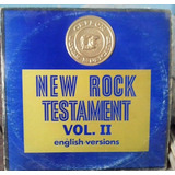 New Rock Testament Vol Ll Lp