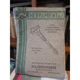 Catálogos Publicidad Herramientas Umka Carpintería Herrería