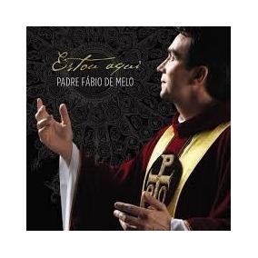 Cd Padre Fabio De Melo - Estou Aqui