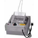 Fritador Fritadeira Elétrica 1 Cuba 5 Litros - 127v Italinox