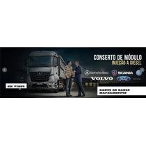 Curso Reparo Módulos Diesel Pesado(ecu,uce,central,injeção).